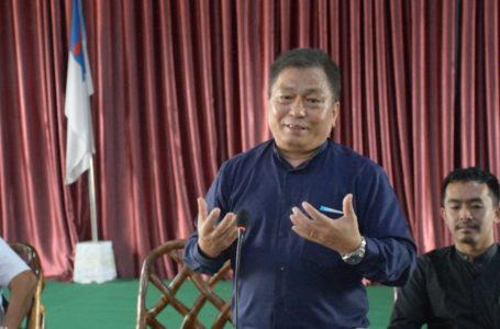 Hpa majaw Rev.Dr. Hkalam Samson hte Sara Langjaw Gam Seng Myen mung de bai nhtang wa?