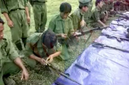 KIA Dung (17) training dabang hpe Myen asuya dap ni sa gap
