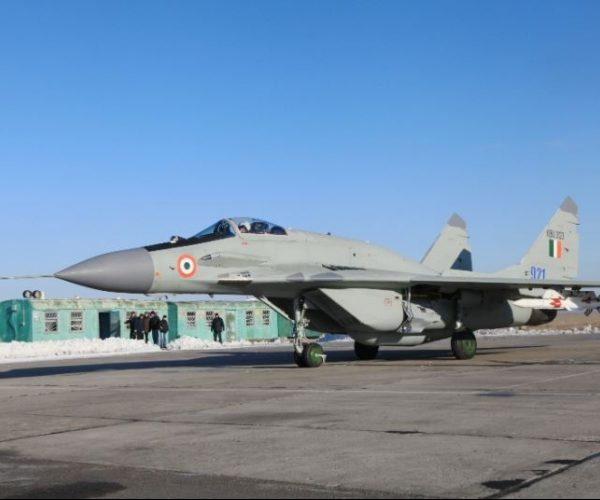 Gala Nbung Dap MiG-29 jet pyenli hkrat kapaw