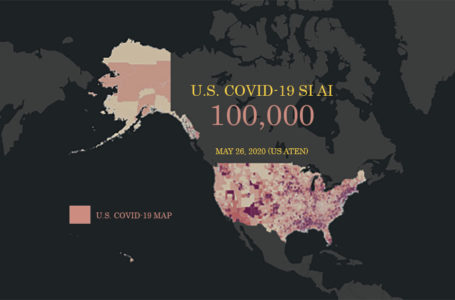 U.S. Covid-19 hte machyi si masha 100,000 de du