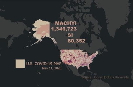 U.S. Covid-19 si jahpan 80,000 lai