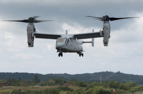 Indonesia hpe U.S. Osprey pyenli 8 dut jaw na masa nga