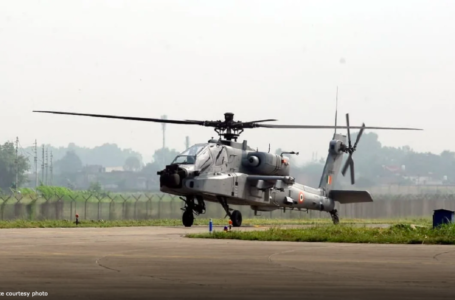 Gala gaw U.S. Apache helicopter hpang jahtum 5 hkap la lu